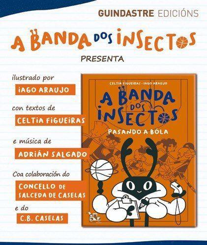 A banda dos insectos